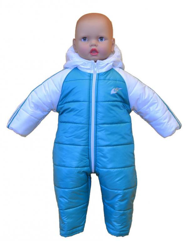 Комбинезон детский зимний.